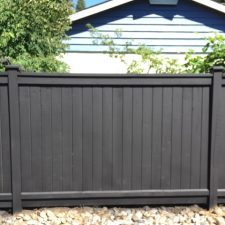 Custom Fence Painting and Fence staining in BC